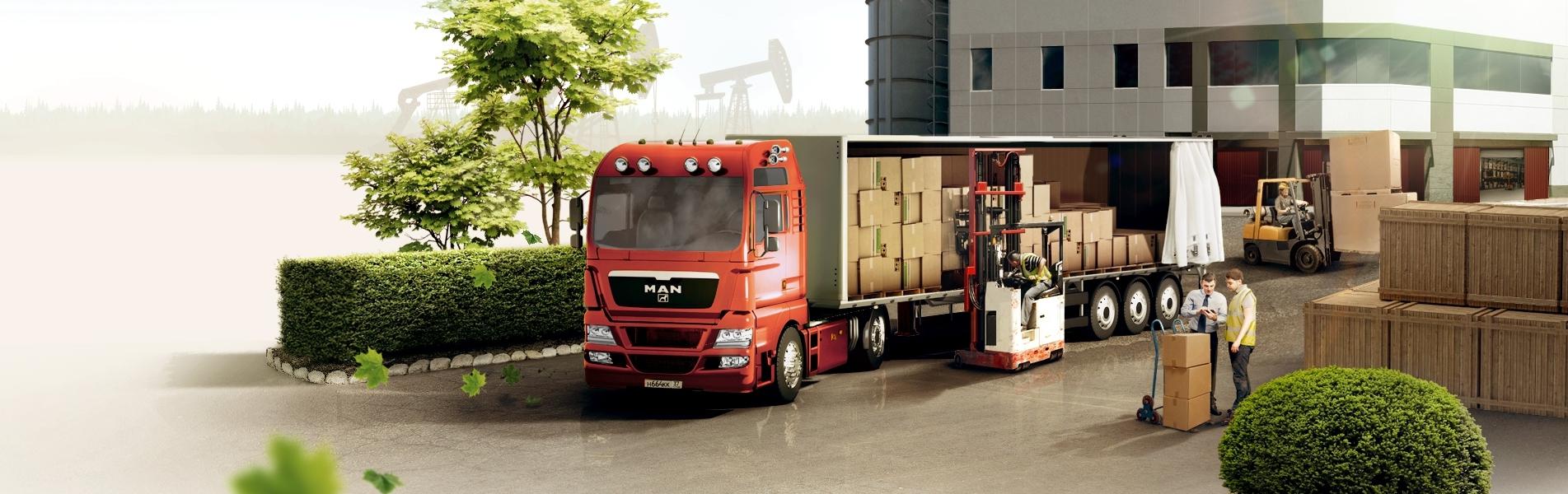 Прямая доставка сборных грузов по России в Казахстан и Белоруссию.