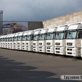 «КАМАЗ» за 9 месяцев увеличил продажи на 23%