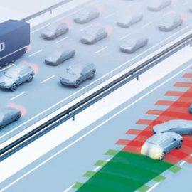 Компания WABCO представила автоматические тормоза.