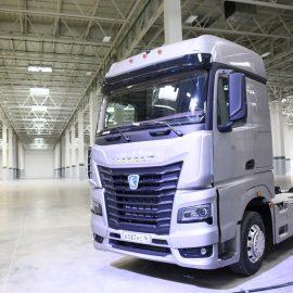 КАМАЗ построил новый завод каркасов кабин для грузовиков поколения К5